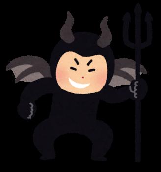 悪魔の夢 - 夢占い辞典