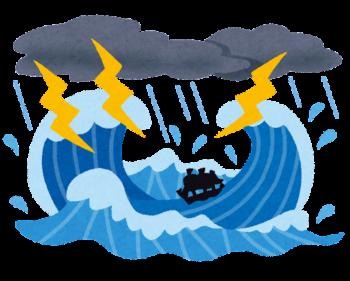 嵐の夢 - 夢占い辞典 - 毎日無料の夢診断アプリ
