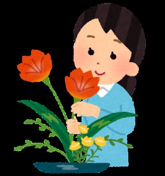 生け花の夢 - 夢占い辞典