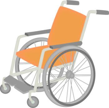 車椅子の夢 - 夢占い辞典