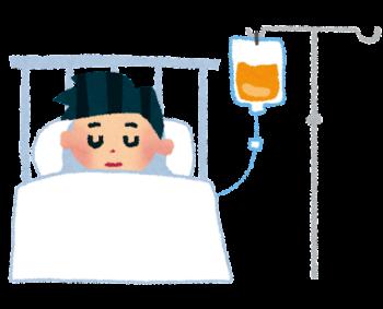 入院の夢 - 夢占い辞典
